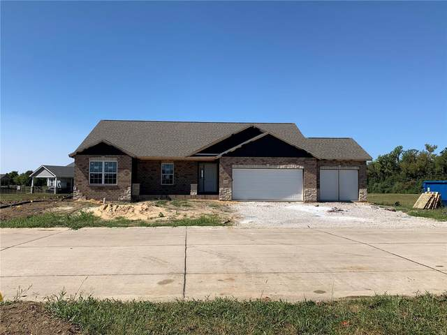 3447 Navajo Trail, Shiloh, IL 62221 (#20045471) :: The Becky O'Neill Power Home Selling Team