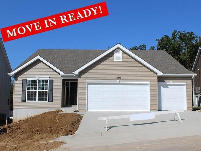 17653 Rockwood Arbor Drive, Eureka, MO 63025 (#20047705) :: Walker Real Estate Team
