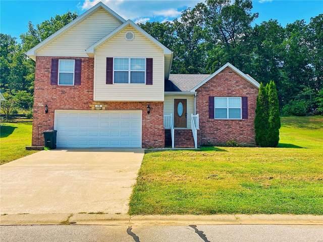 158 Lyle Curtis Circle, Waynesville, MO 65583 (#20058491) :: Parson Realty Group