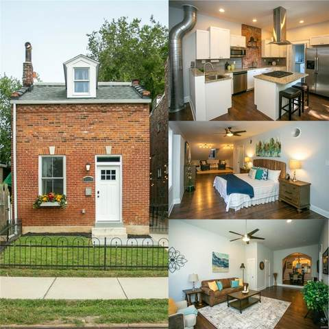 3328 Lemp Avenue, St Louis, MO 63118 (#20064320) :: The Becky O'Neill Power Home Selling Team
