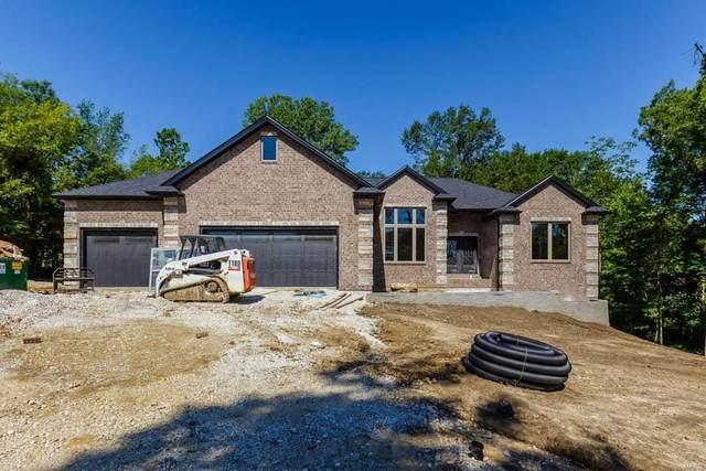 222 Redmond Pines Drive, Wentzville, MO 63385 (#20064473) :: Clarity Street Realty