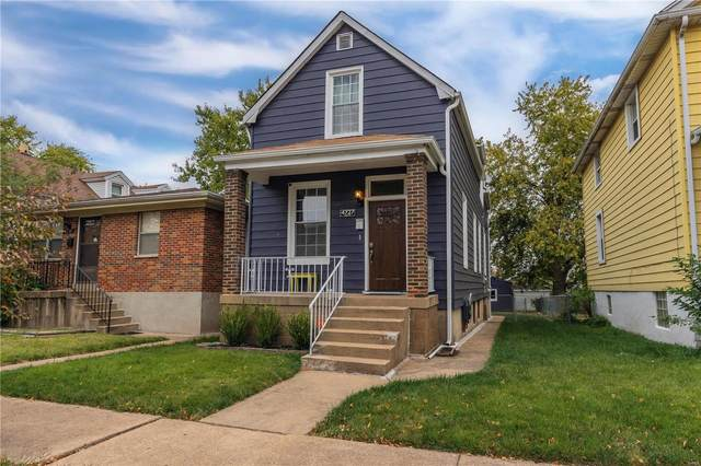 4727 Goethe Avenue, St Louis, MO 63116 (#20071948) :: PalmerHouse Properties LLC