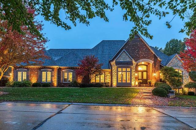 11 Windcastle Drive, Saint Charles, MO 63304 (#20073720) :: Parson Realty Group