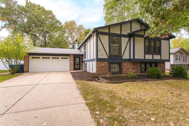 207 Village Creek Court, Ballwin, MO 63021 (#20074015) :: Walker Real Estate Team