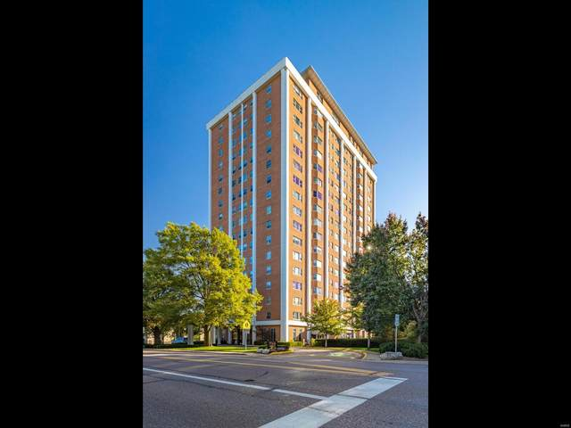 710 S Hanley Road 10C, Clayton, MO 63105 (#20074359) :: Hartmann Realtors Inc.