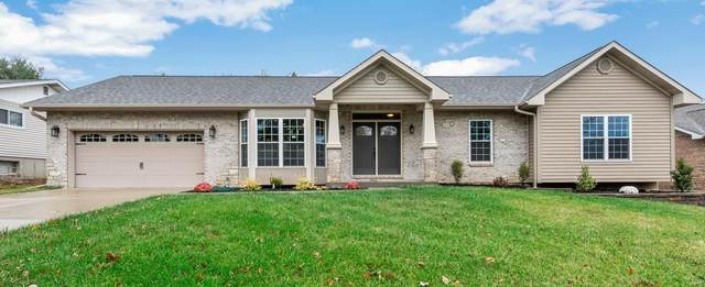 11055 Littie Road, St Louis, MO 63126 (#20074596) :: Parson Realty Group