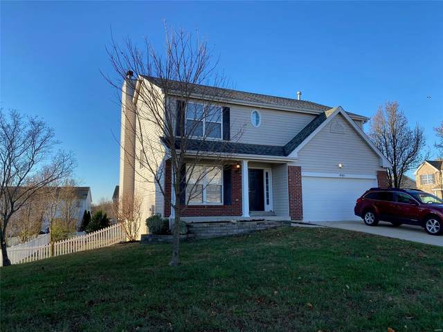 6180 Misty Meadow Drive, House Springs, MO 63051 (#20076657) :: Clarity Street Realty