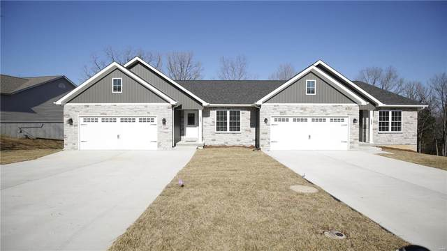 0 Tbb   Hickory Landing Drive, De Soto, MO 63020 (#20077535) :: Matt Smith Real Estate Group