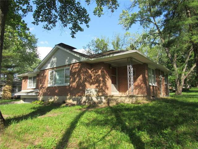 144 S 88th Street, Centreville, IL 62207 (#20090888) :: Clarity Street Realty