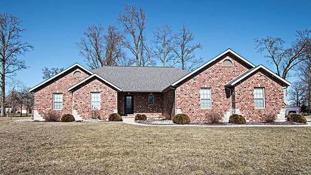 9679 Fieldcrest, BREESE, IL 62230 (#21008663) :: Kelly Hager Group | TdD Premier Real Estate