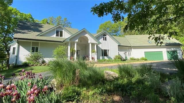 4743 Fox Mountain Road, Wildwood, MO 63069 (#21009692) :: Parson Realty Group