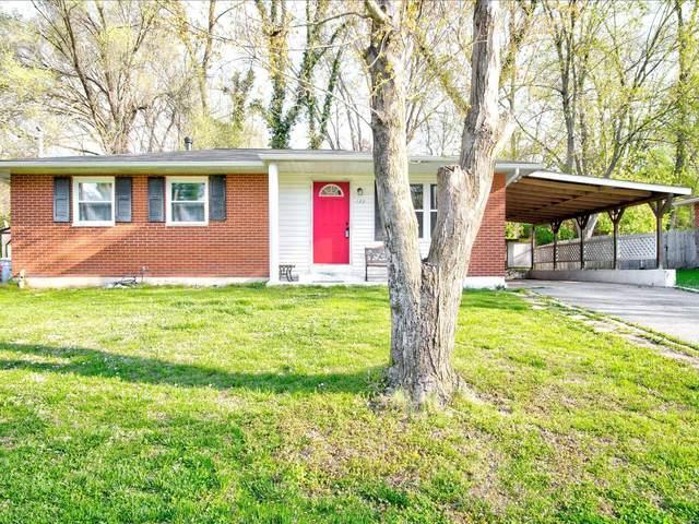 133 Ridgemoor, Glen Carbon, IL 62034 (MLS #21010456) :: Century 21 Prestige