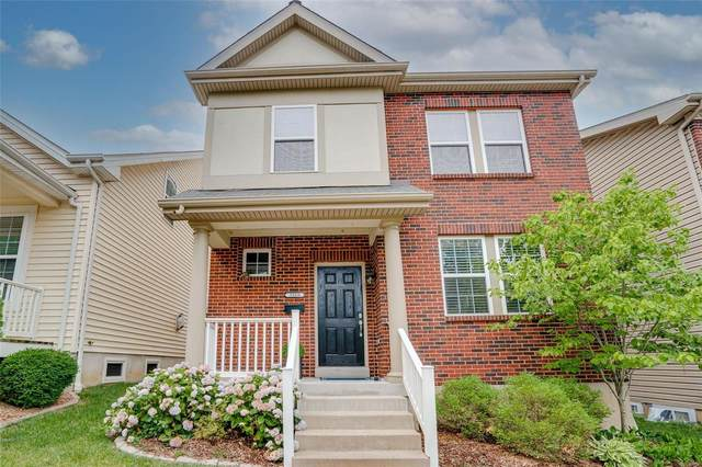 3860 Blow, St Louis, MO 63116 (#21020455) :: Parson Realty Group