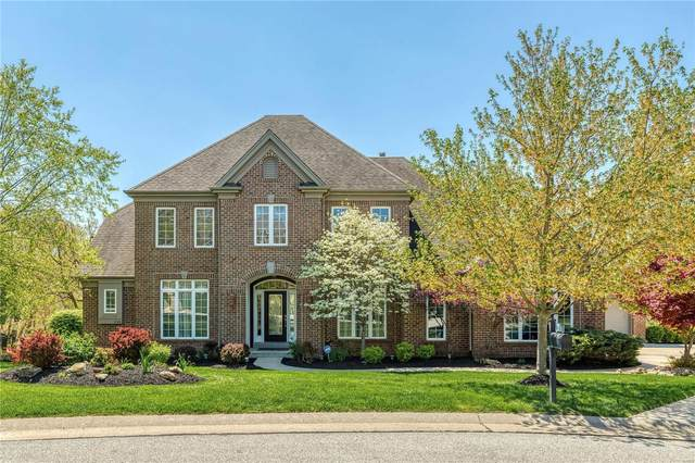 1524 Quail Hollow Court, Wildwood, MO 63021 (#21020841) :: Parson Realty Group