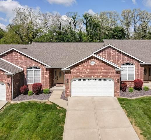 119 Briar Ridge, Maryville, IL 62062 (#21023761) :: Hartmann Realtors Inc.