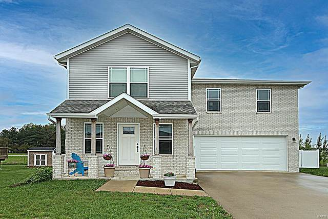 9914 Patriot Drive, BREESE, IL 62230 (#21026491) :: Parson Realty Group
