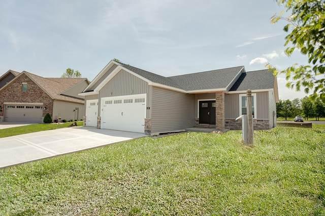 37 Nickel Plate Drive, Edwardsville, IL 62025 (#21028904) :: Clarity Street Realty
