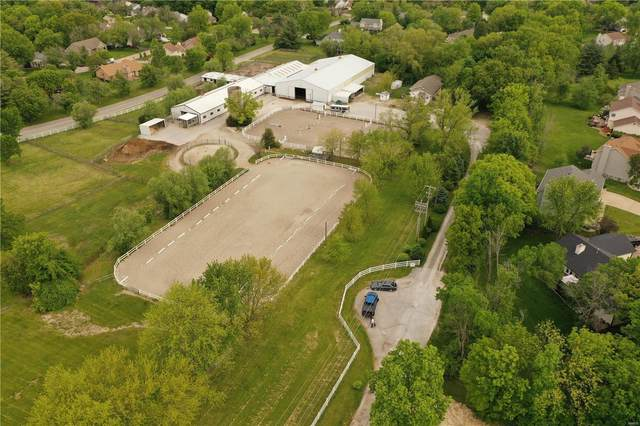 1253 N Henke Road, Lake St Louis, MO 63367 (#21029111) :: Parson Realty Group
