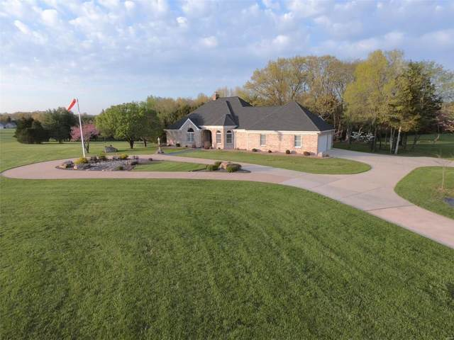 25 Woodliff Taxiway, Foristell, MO 63348 (#21032519) :: RE/MAX Professional Realty