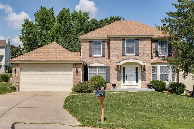 3028 Landau Ct, Saint Charles, MO 63301 (#21037798) :: The Becky O'Neill Power Home Selling Team