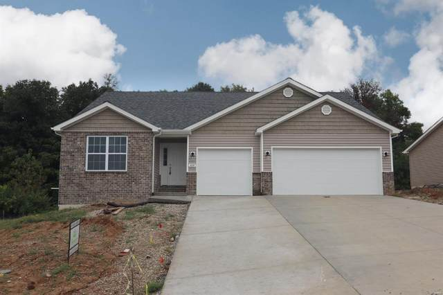 1007 Crows Nest Court, Caseyville, IL 62232 (#21038503) :: The Becky O'Neill Power Home Selling Team