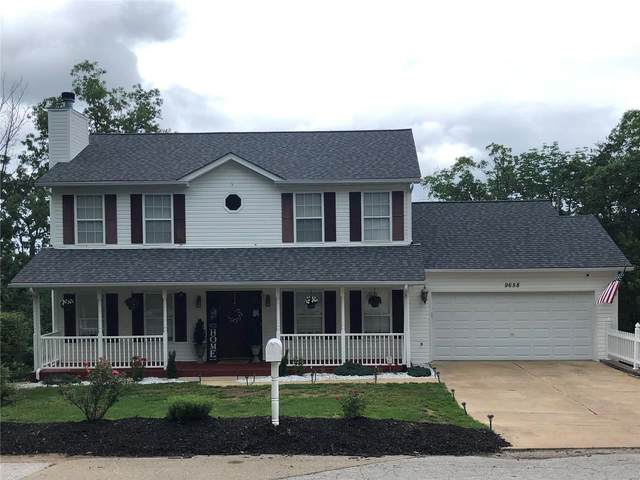 9658 Magnolia Drive, Hillsboro, MO 63050 (#21039172) :: The Becky O'Neill Power Home Selling Team