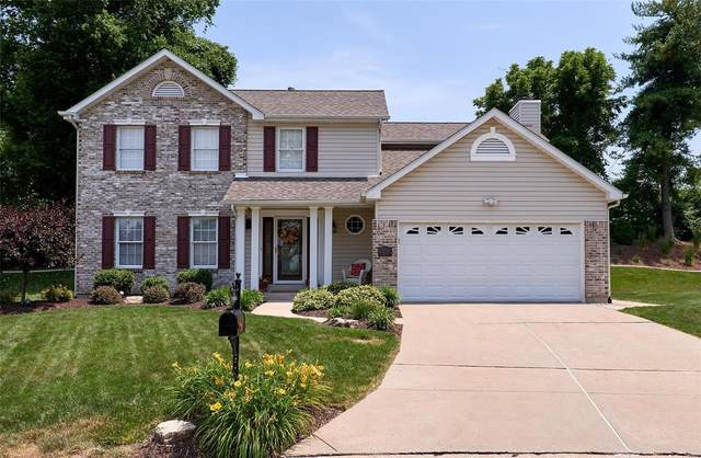 1010 Mcbride Place, Florissant, MO 63031 (#21041217) :: The Becky O'Neill Power Home Selling Team