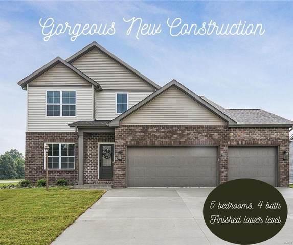 7350 Providence Drive, Edwardsville, IL 62025 (#21046186) :: Parson Realty Group