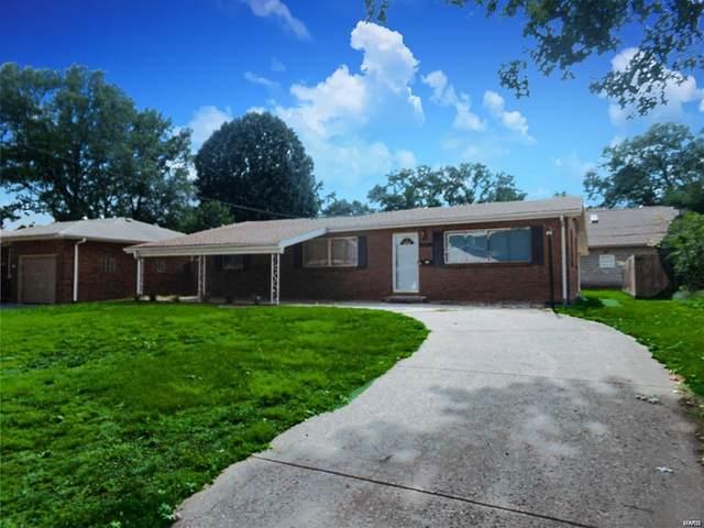 3437 Lydia, Granite City, IL 62040 (#21046348) :: Fusion Realty, LLC