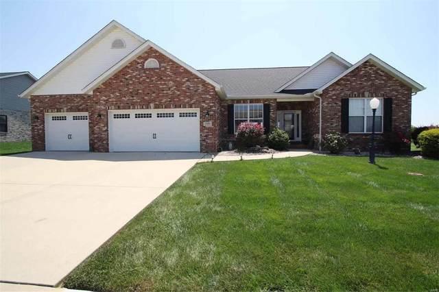 7016 Alston Court, Edwardsville, IL 62025 (#21051674) :: Hartmann Realtors Inc.
