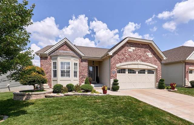 23 Sophie Drive, Dardenne Prairie, MO 63368 (#21060814) :: Terry Gannon | Re/Max Results