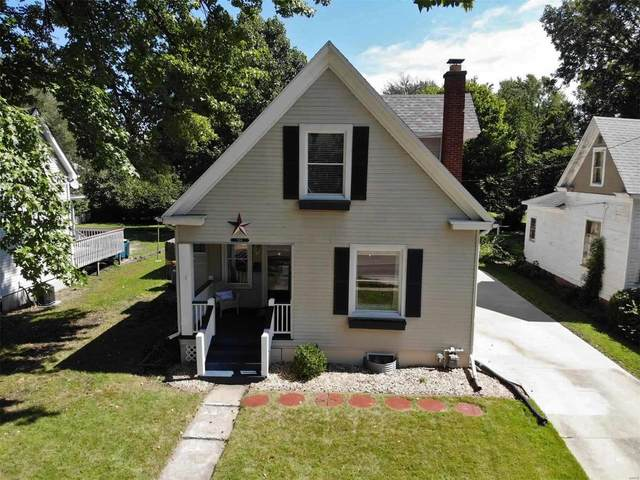 904 Troy Road, Edwardsville, IL 62025 (#21063593) :: The Becky O'Neill Power Home Selling Team