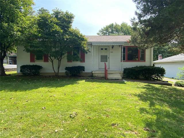 9122 Wedgewood Drive, Fairview Heights, IL 62208 (#21063866) :: Finest Homes Network
