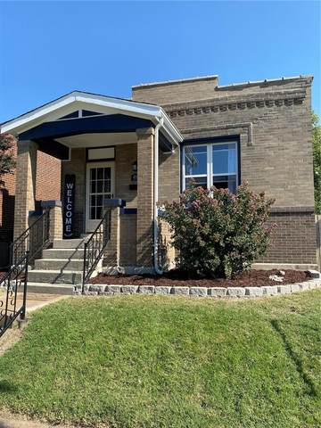 4921 Nagel Avenue, St Louis, MO 63109 (#21066470) :: Clarity Street Realty
