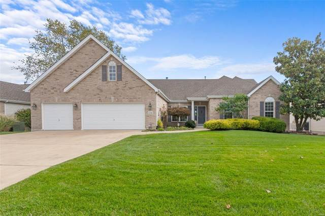 230 Meriwether Lewis Drive, Dardenne Prairie, MO 63368 (#21069115) :: Finest Homes Network