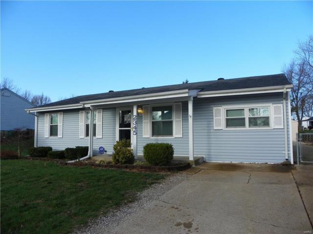 2345 Nantucket Court, High Ridge, MO 63049 (#16011494) :: Clarity Street Realty