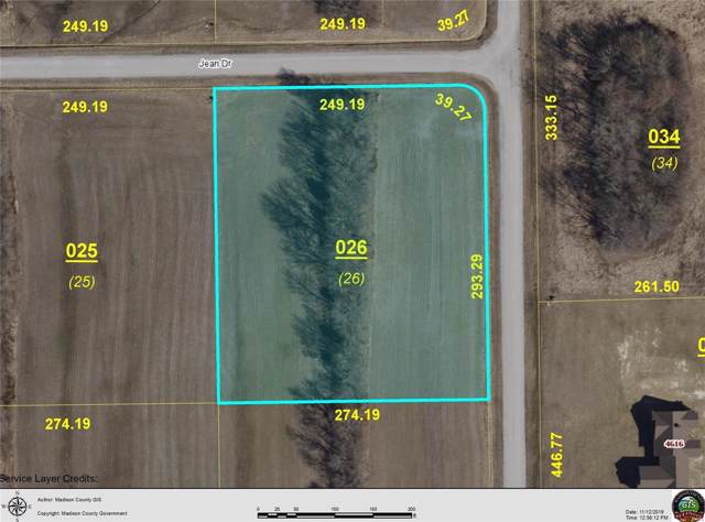 4625 Lauren Lot 26 Drive, POCAHONTAS, IL 62275 (#16040101) :: Realty Executives, Fort Leonard Wood LLC