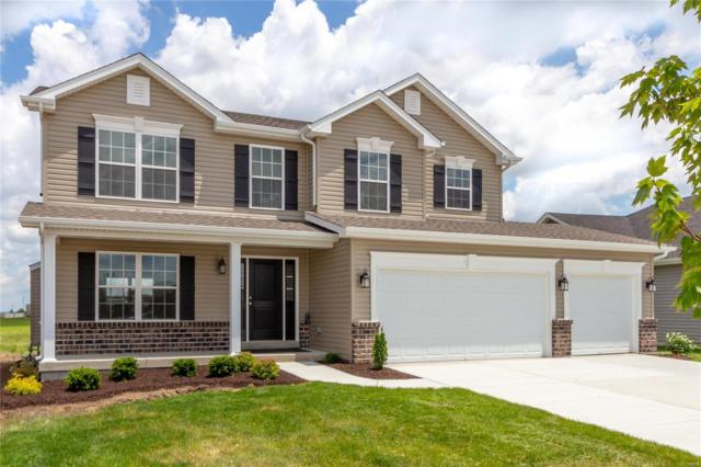 3609 Sweetwater Crossing Place, Saint Charles, MO 63301 (#17073203) :: Sue Martin Team