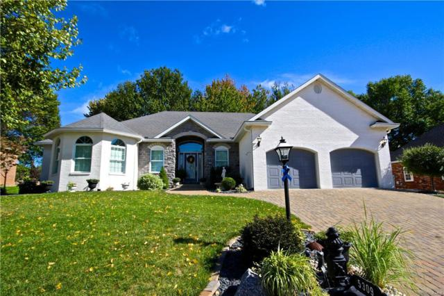 5309 Whispering Woods, Godfrey, IL 62035 (#17081141) :: The Becky O'Neill Power Home Selling Team