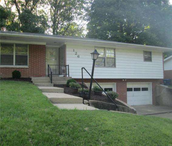 126 Union Hill Road, Fairview Heights, IL 62208 (#17086832) :: Clarity Street Realty