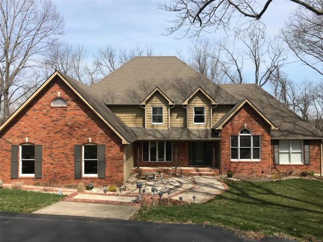 4101 Stoneledge, Godfrey, IL 62035 (#18000579) :: Sue Martin Team