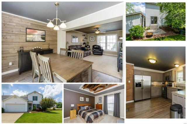 1066 Chesterfield Drive, Wentzville, MO 63385 (#18060462) :: Clarity Street Realty