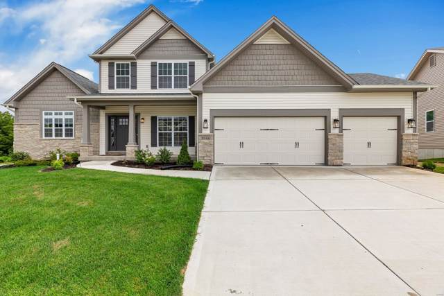 2344 De La Croix Avenue, Saint Charles, MO 63301 (#18078801) :: The Becky O'Neill Power Home Selling Team