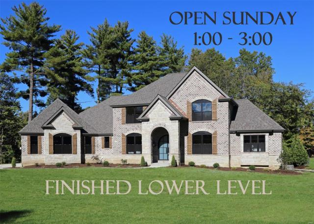115 Ladue Pine Woods Place, Creve Coeur, MO 63141 (#19007568) :: St. Louis Finest Homes Realty Group