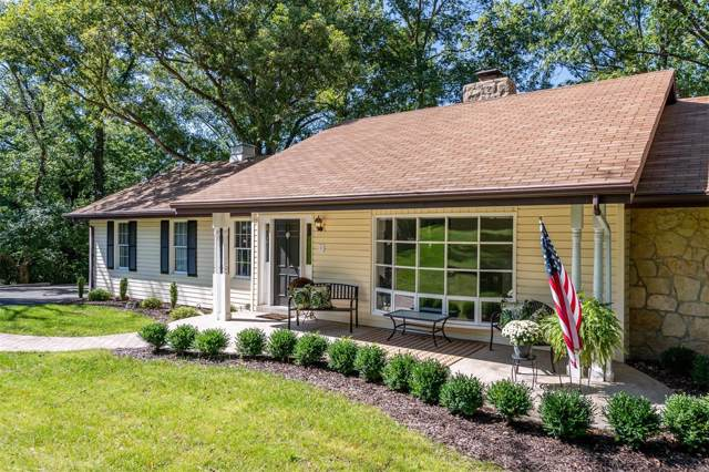 12789 Weber Hill Road, Sunset Hills, MO 63127 (#19012803) :: The Becky O'Neill Power Home Selling Team