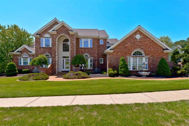 1306 Mallet Hill Drive, Ellisville, MO 63021 (#19053794) :: The Kathy Helbig Group