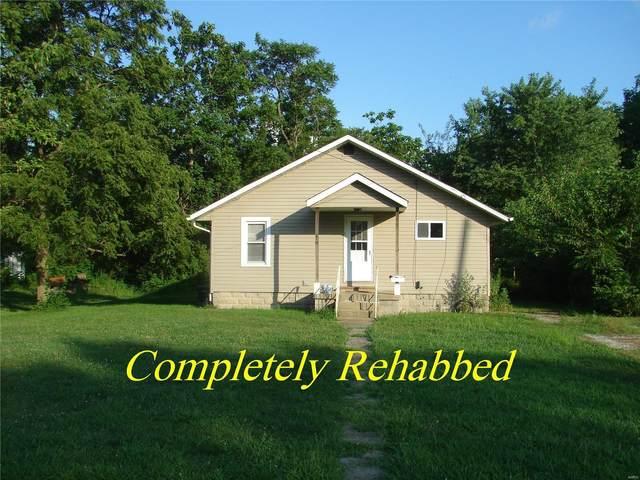 210 W Oak Street, GILLESPIE, IL 62033 (#19056643) :: St. Louis Finest Homes Realty Group
