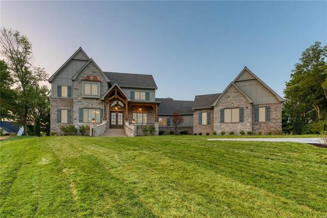 330 Upper Conway Estates Court, Town and Country, MO 63141 (#19088970) :: Parson Realty Group