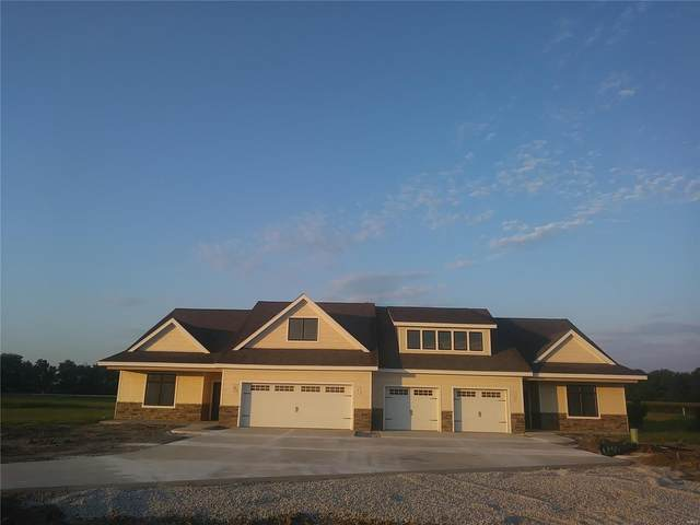 2031 Serenade, Troy, IL 62294 (#20001045) :: Clarity Street Realty