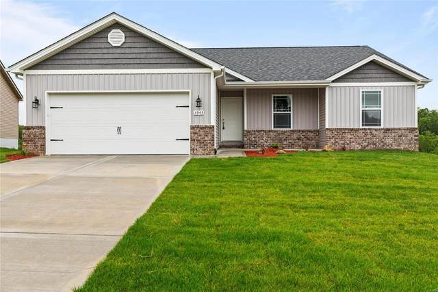 7943 Sonora Ridge, Caseyville, IL 62232 (#20012893) :: Parson Realty Group